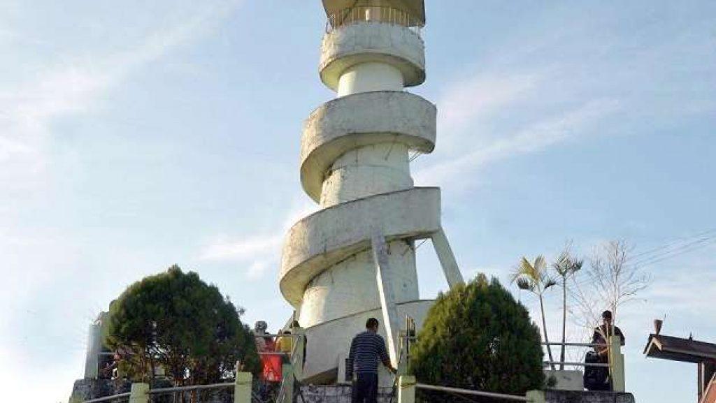 Eitben Mitsa or tower