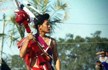 Mopungchuket warrior