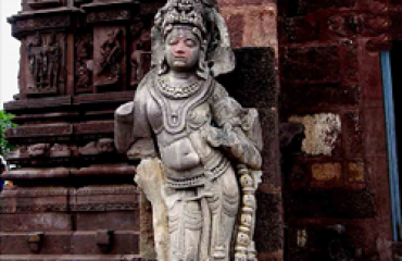 Idol in Markanda Deo Temple
