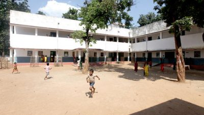 School at LBP Hemalkasa