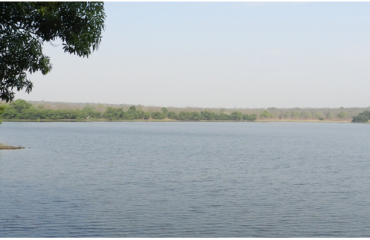 River View in Chaprala Wildlife Sanctuary