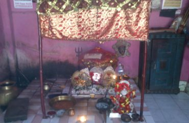Idol of Maa Bhairabi