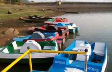 Satiguda Dam Boating Place