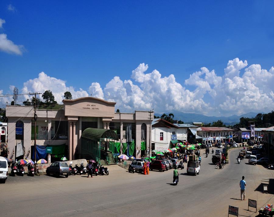 Thoubal_Market