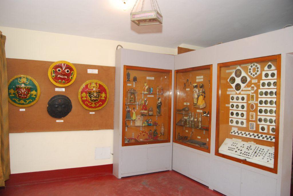 Museum at janapadaloka