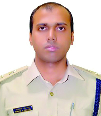 Shri Anoop Shetty, IPS