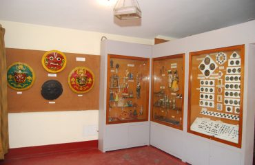 Museum at janapadaloka