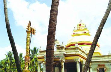 Anjaneya Temple, Kengal