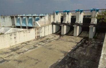 Dam Gates of kanva