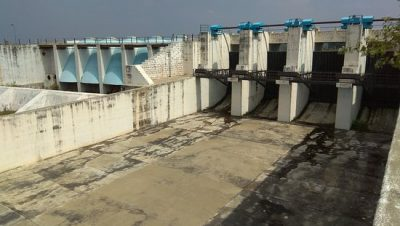 Dam Gates of kanva
