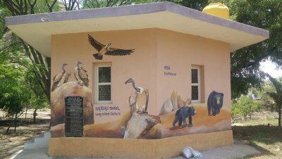 vulture sanctuary