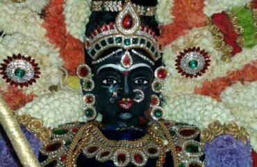 ಚಾಮುಂಡೇಶ್ವರಿ ಕರಗ