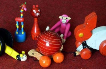 Wooden toys Channapatna