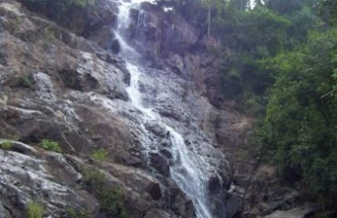 Chandandhara Waterfalls