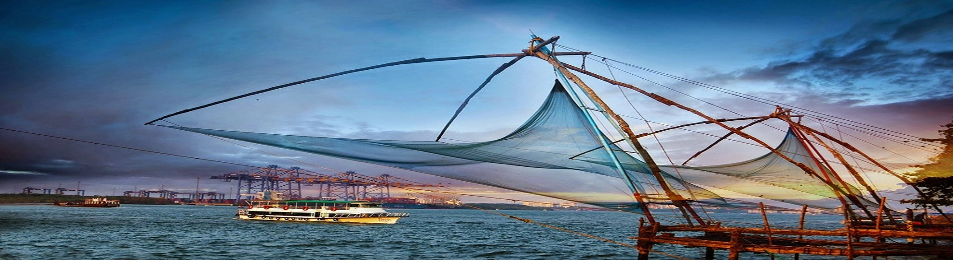Fort Kochi China Net