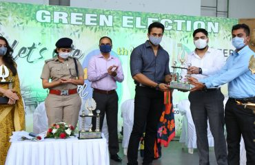 Inauguration of green election