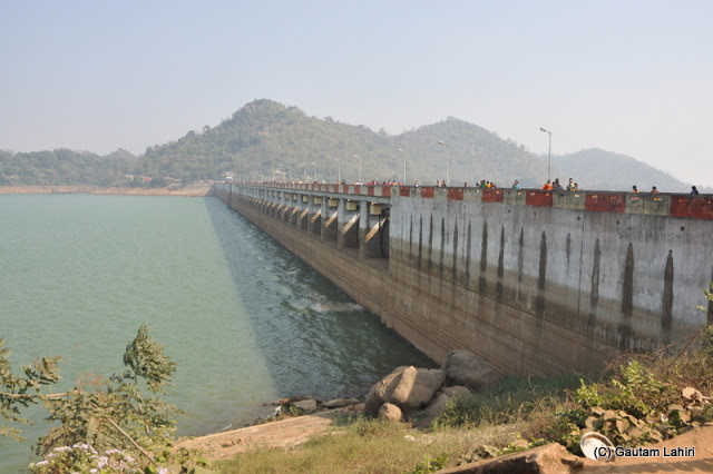 Masanjor Dam Bridge