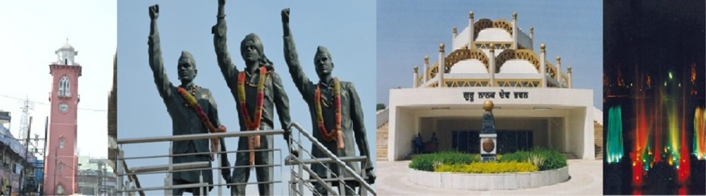 Some Famous Landmarks of Ludhiana