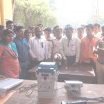 District Election Officer in the VVPAT Awareness