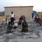 In osmanabd district , yoga is started in shelter homes.