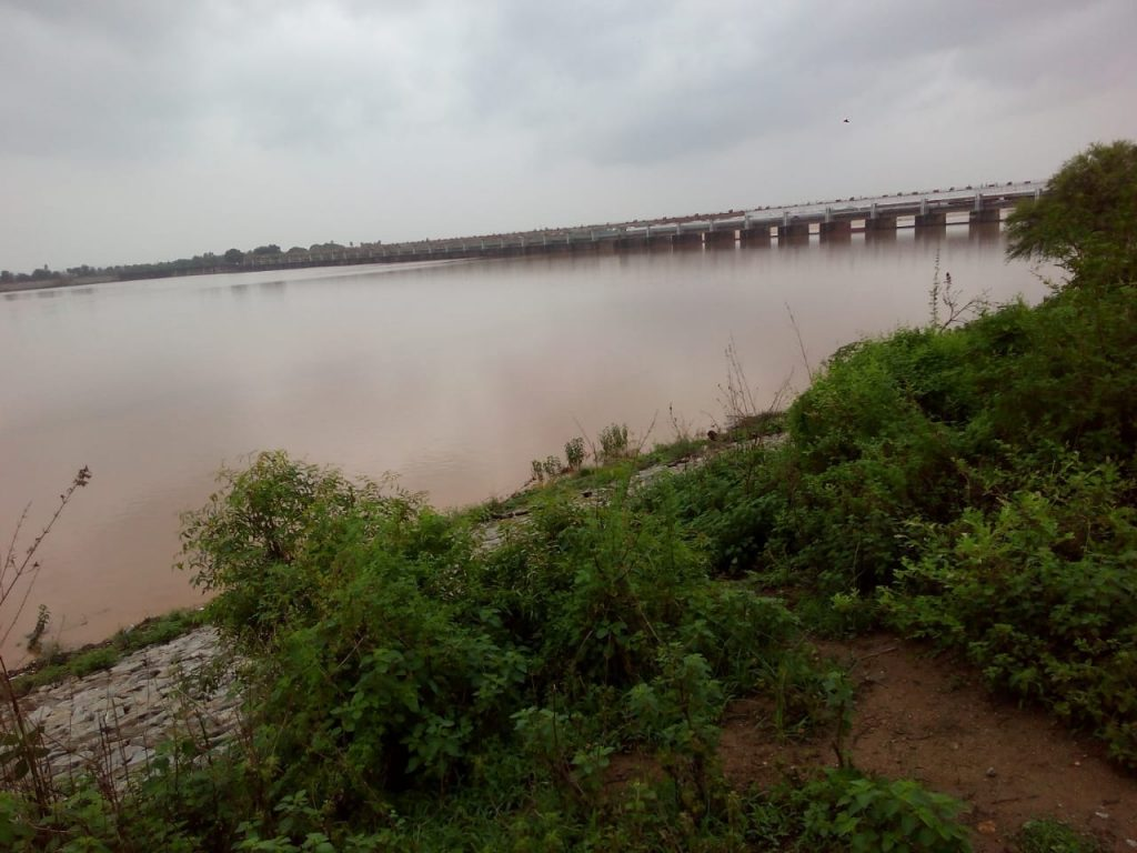 mohammadganj bridge