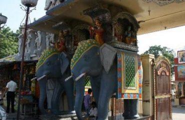अन्नपूर्णा मंदिर    जिला इंदौर