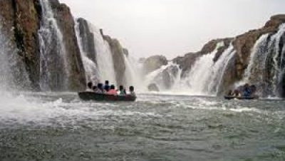 hogenakkal-Falls view