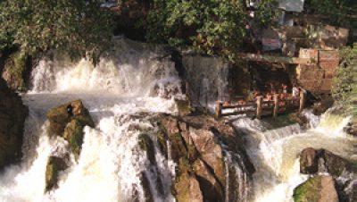 Hogenakkal- Main Falls