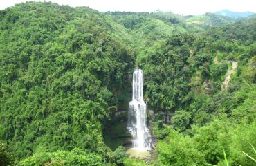 Vantawng Waterfalls