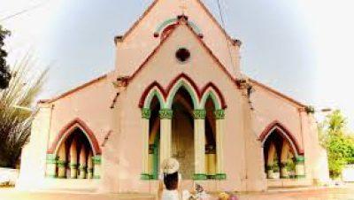 आल सेंट्स चर्च सीहोर