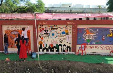 Sveep - Wall Painting Competition