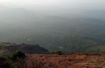 Mullayanagiri Peak View