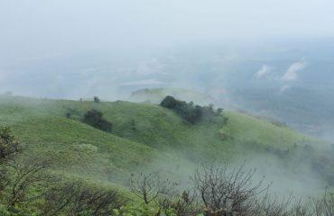 Mullayanagiri mist view