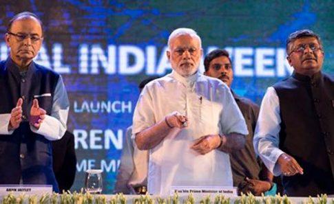 Digital India Week 2015 Inauguration
