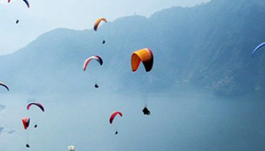 Deolo Hill Paragliding