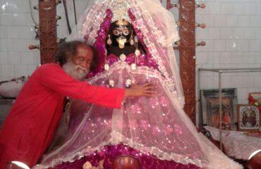 Idol of Goddess Kali Temple