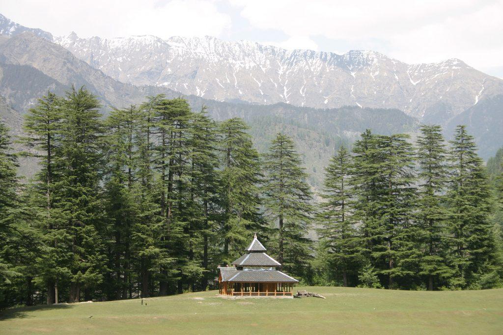 Scenic View Shangarh