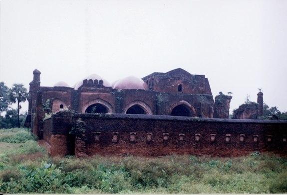 Jamamasjid Rajmahal Image