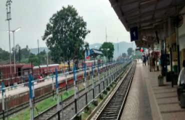 Railway Station Sahibganj Image