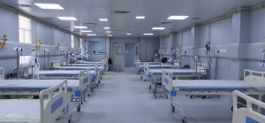 ICU Beds District Hospital