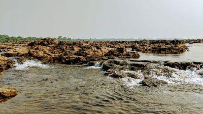 Sahastra Dhaara, River Narmada Maheshwar