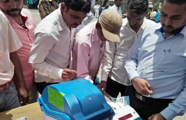 Election VVPAT Demo