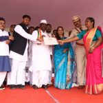Certificate Distribution on Independence Day-1