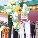 75th Independence Day, Basic School Ground Photo-7