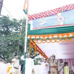 75th Independence Day, Basic School Ground Photo-8