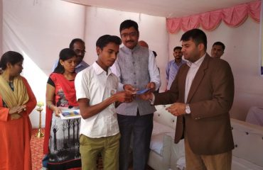 Voter ID card distribution