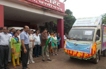 Voter's Awareness Rath- Inauguration