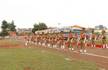 75वां स्वतंत्रता दिवस, बेसिक स्कूल मैदान फोटो-12