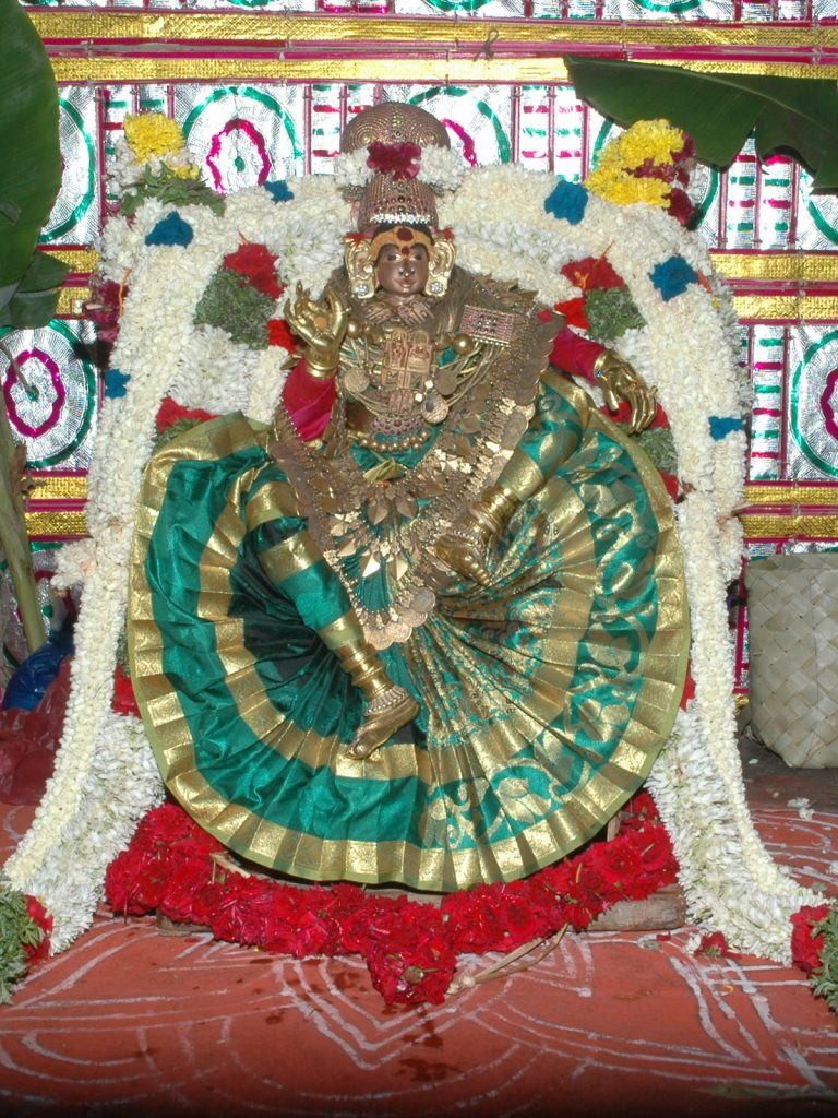 Gomathi Ambal of Sankarankovil Temple