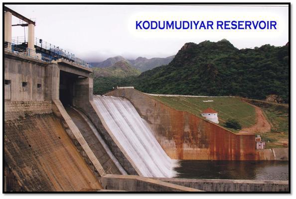 Kodumudiyar Reservoir